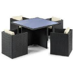 4 seater cube set (large) 135 x 135 x 65cm high